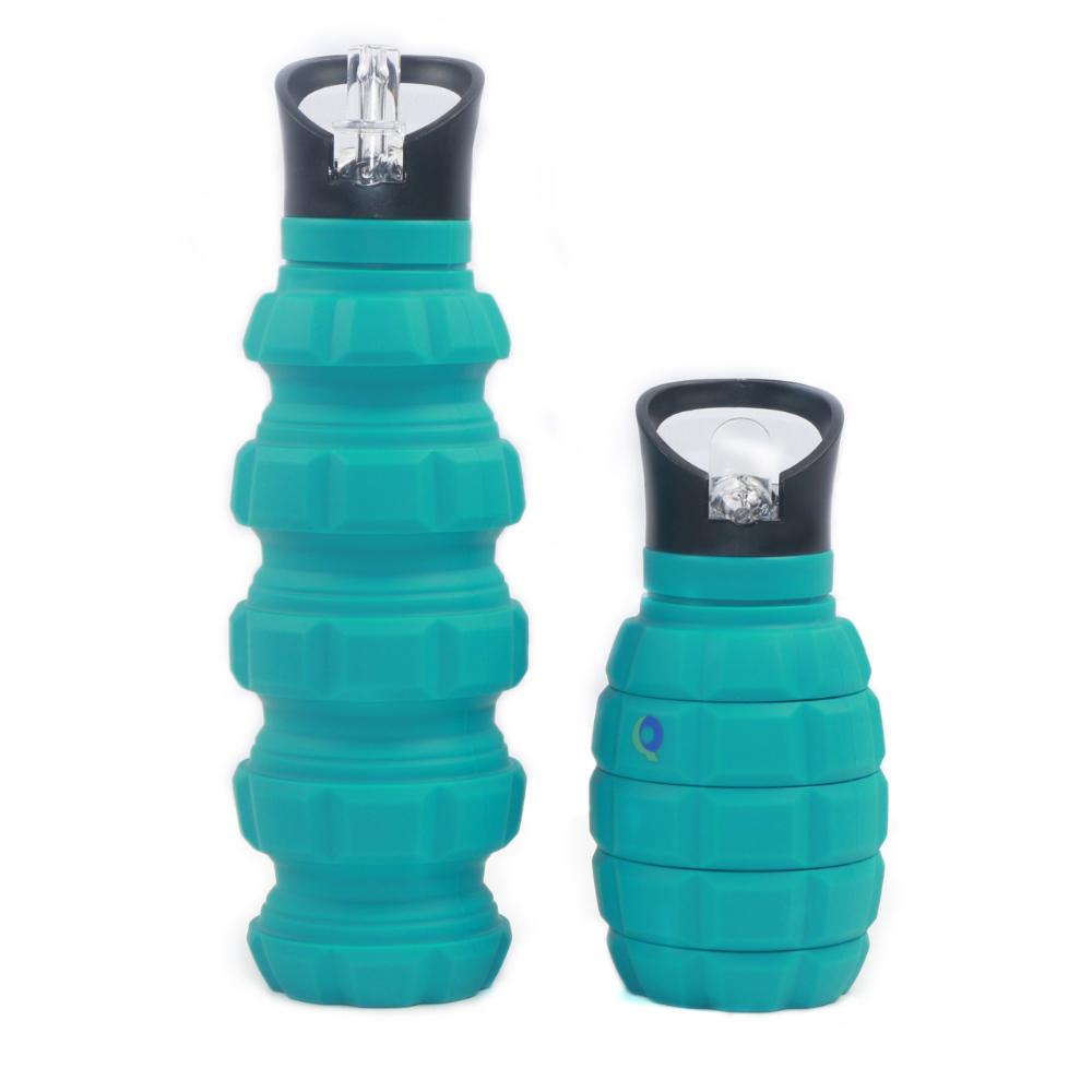 Blauwe Drinkfles