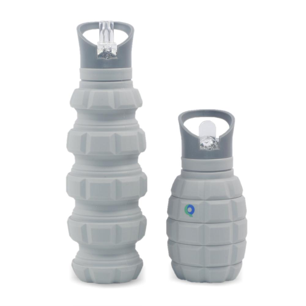Qpacks uitschuifbare drinkfles