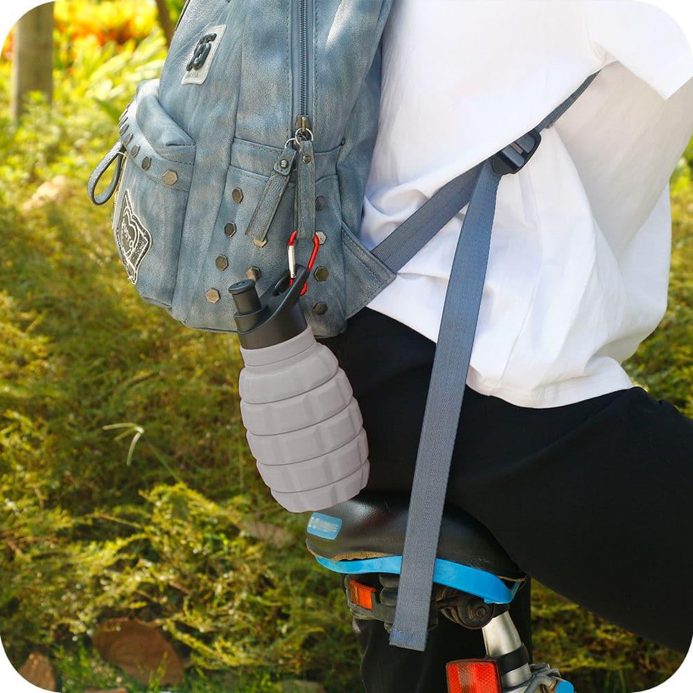 Qpacks reizen op de fiets